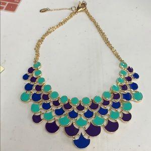 Amrita bib necklace